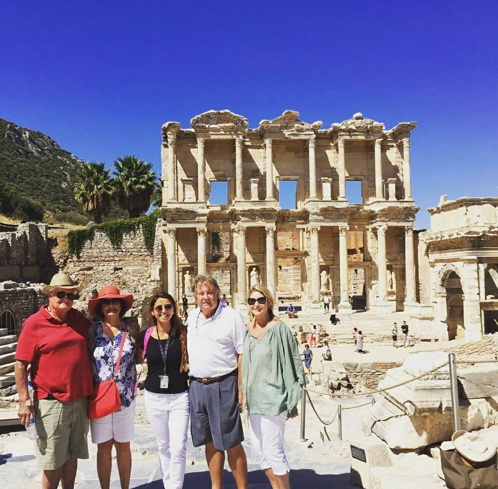 Day tour to Ancient Ephesus and Sirince Village